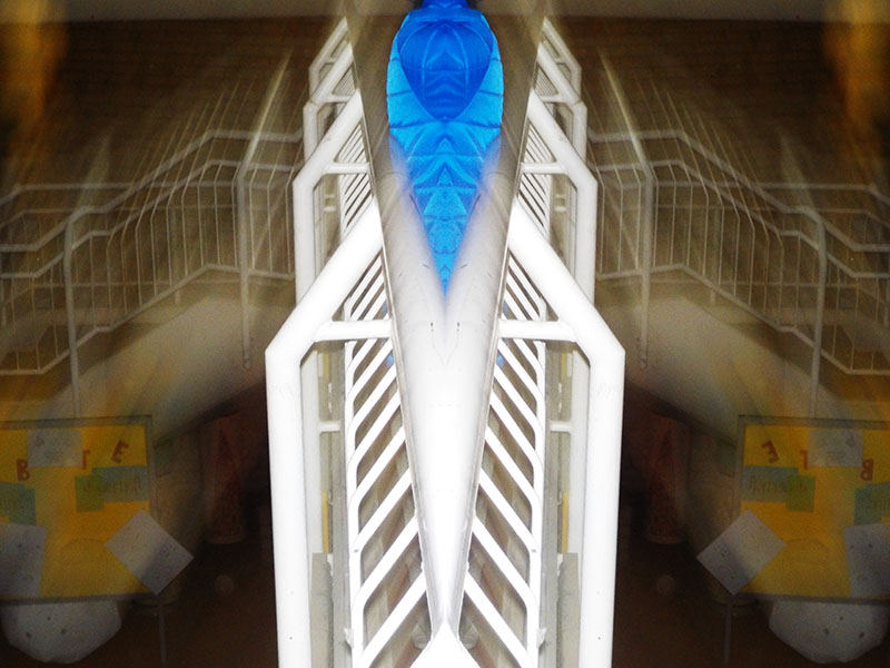 abstrakte Spiegelung
